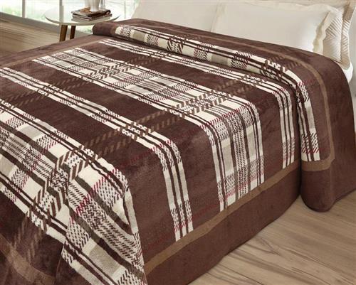 4f4661849c Cobertor Kyör por Jolitex Raschel Casal - Jolitex